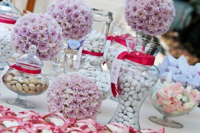 Como escolher os doces do casamento?