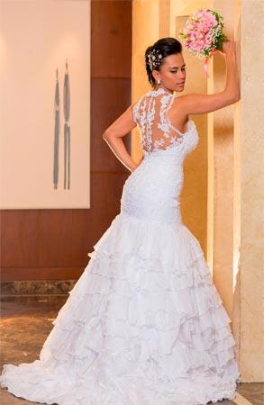 Vestidos de noiva baratos e modernos