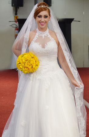3a7d264de9 Vestidos de Noiva - Fotos - Grande Coleção - Feira da Noiva