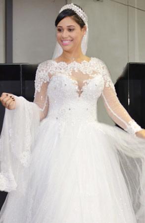 Vestidos De Noiva Fotos Grande Coleção Feira Da Noiva