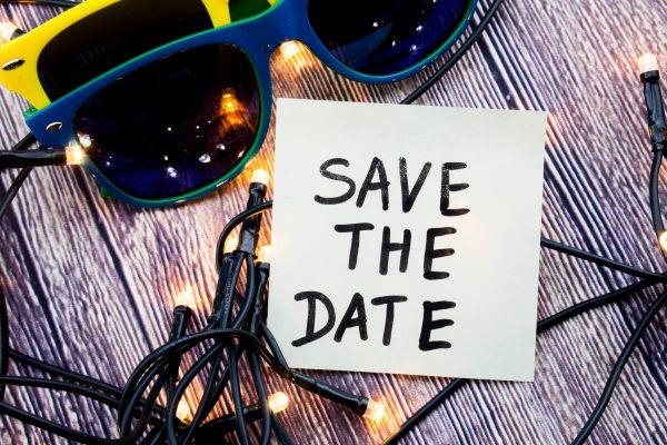5 ideias de save the date para você arrasar